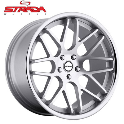 Strada Wheels Moda Gloss Silver