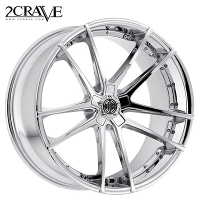 2 Crave No.34 Chrome