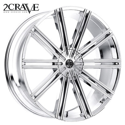 2 Crave No.37 Chrome