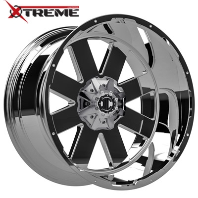 Xtreme NX-18 Chrome