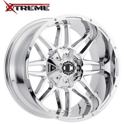 Xtreme NX-09 Chrome