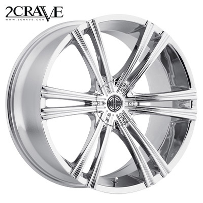 2 Crave No.28 Chrome