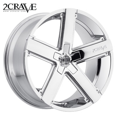 2 Crave No.35 Chrome