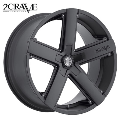 2 Crave No.35 Satin Blk