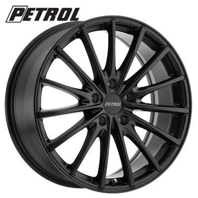 Petrol P3A Matte Black