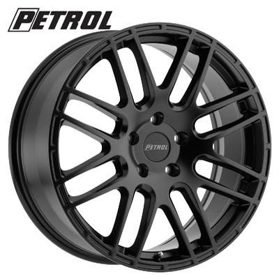 Petrol P6A Matte Black