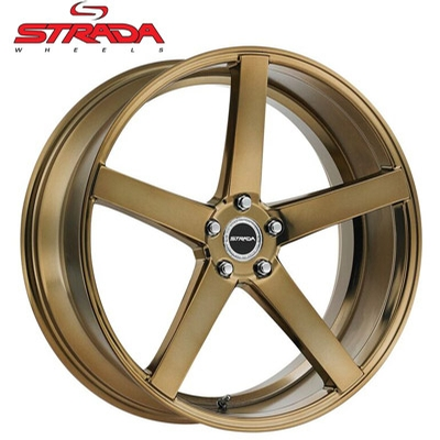 Strada Wheels Perfetto Bronze
