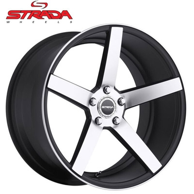 Strada Wheels Perfetto Machined