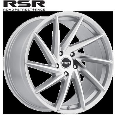 RSR R701 Silver