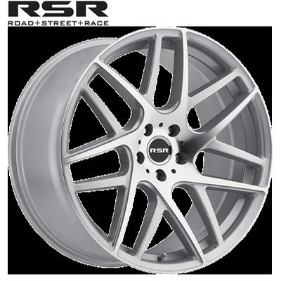 RSR R702 Silver