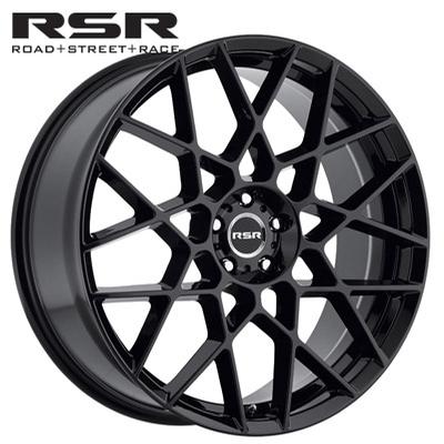 RSR R704 Gloss Black