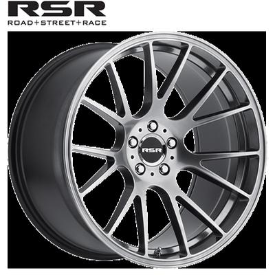 RSR R801 Matte Graphite
