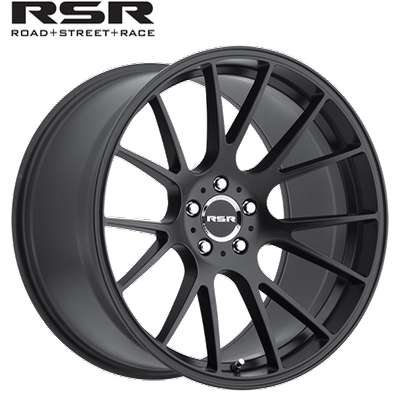 RSR R801 Matte Blk
