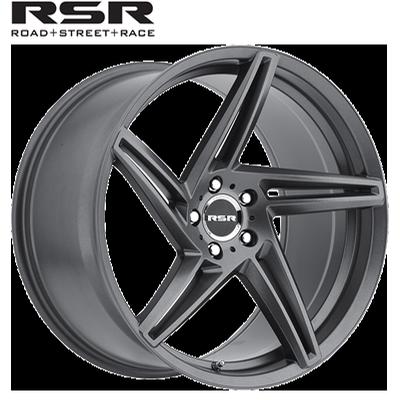 RSR R802 Gloss Hyper Blk