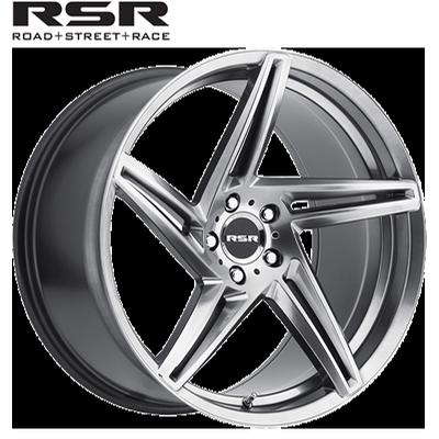 RSR R802 Matte Graphite