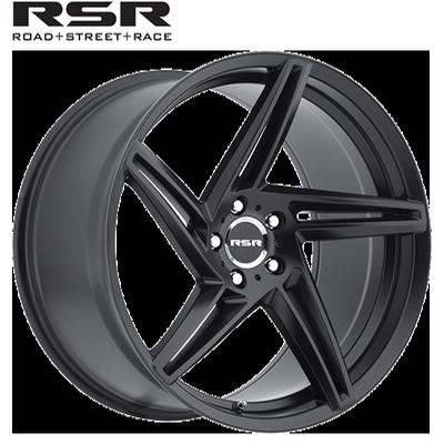 RSR R802 Matte Blk