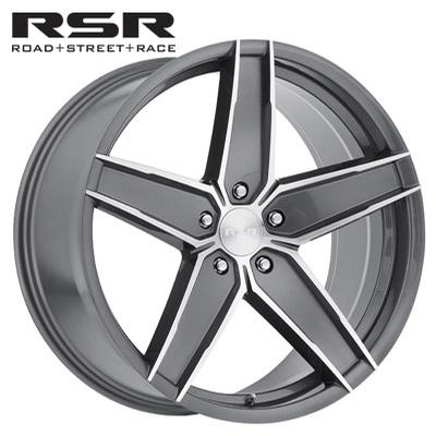 RSR R803 Graphite w/Machined