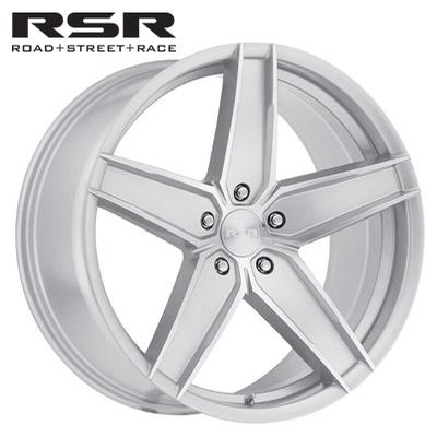 RSR R803 Silver w/Machined