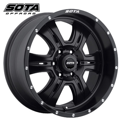 SOTA Offroad Rehab 6 Stealth