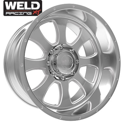 Weld XT Renegade 8 Brushed
