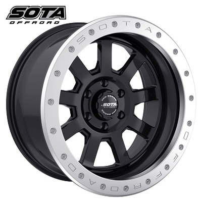 SOTA Offroad S.S.D. 6 Stealth w/Optional Ring