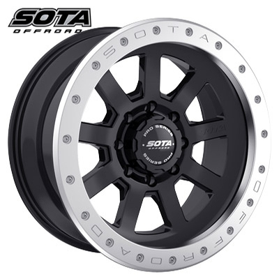 SOTA Offroad S.S.D. 8 Stealth w/Optional Ring