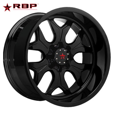 RBP RBP Scalpel 1-PC Forged Monoblock Gloss Black