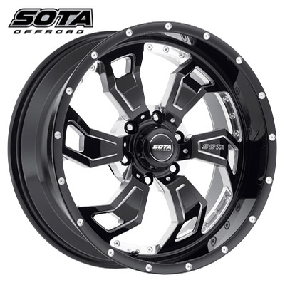 SOTA Offroad SCAR 6 Death Metal-Limited Production Runs