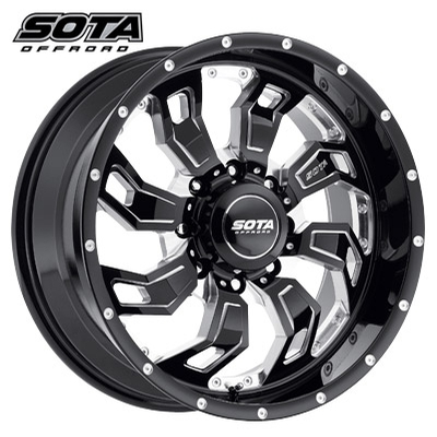 SOTA Offroad SCAR 8 Death Metal-Limited Production Runs