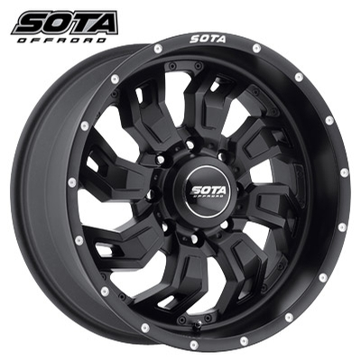 SOTA Offroad SCAR 8 Stealth-Limited Production Runs