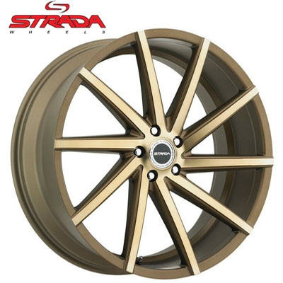 Strada Wheels Sega Bronze