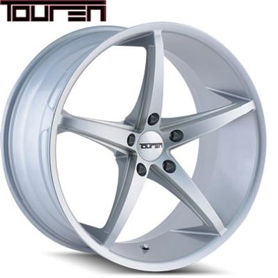 Touren TR70 Silver Milled