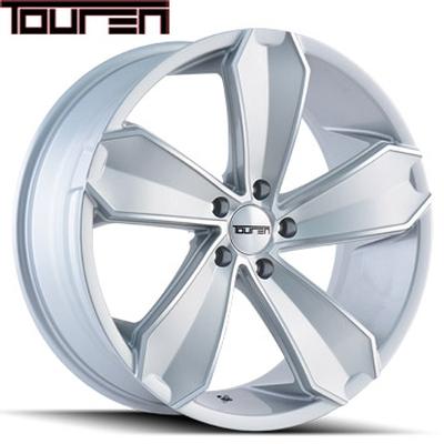 Touren TR71 Silver Machined