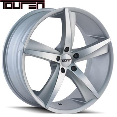Touren TR72 Silver Machined