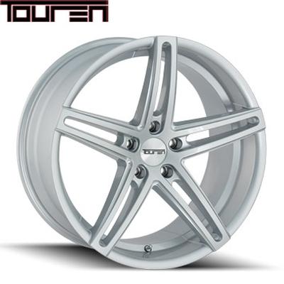 Touren TR73 Silver Milled