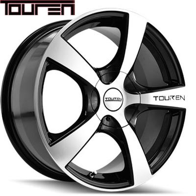 Touren TR9 Machined w/Black