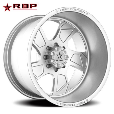 RBP RBP Thor 1-PC Forged Monoblock Brushed