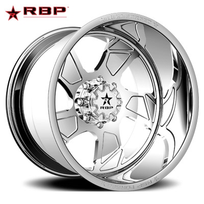 RBP RBP Thor 1-PC Forged Monoblock Chrome