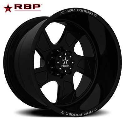 RBP RBP Thor 1-PC Forged Monoblock Gloss Black
