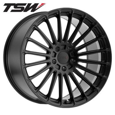 TSW Turbina RF Matte Black