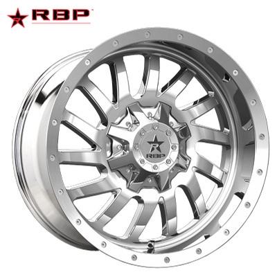 RBP RBP 78R Uzi Chrome