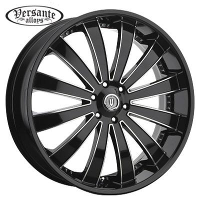 Versante VE225 Black Machined