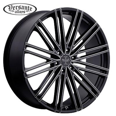 Versante VE227 Black Milled