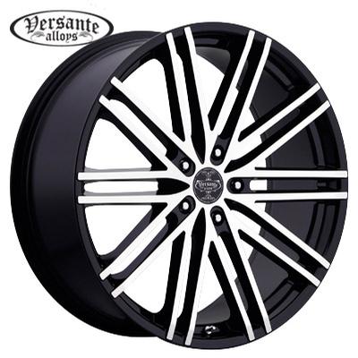 Versante VE227 Machined Black