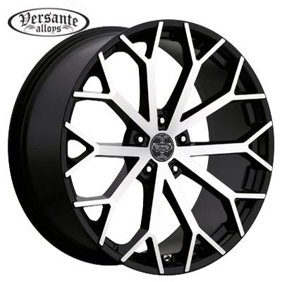 Versante VE229 Machined Black