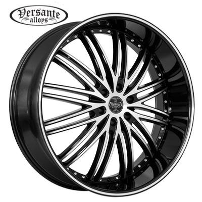 Versante VE231 Machined Black