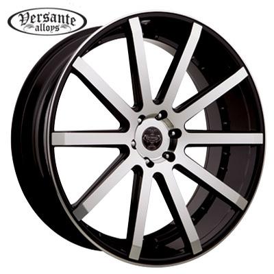 Versante VE232 Machined Black