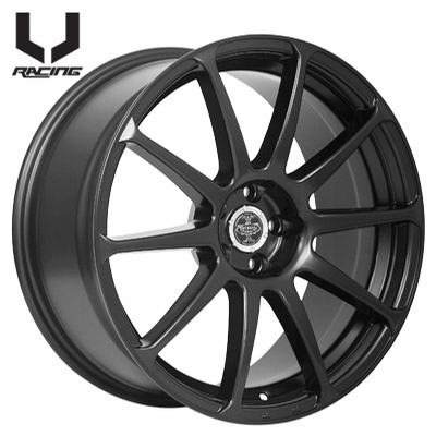V Racing VE-501 Matte Black