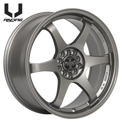 V Racing VE-502 Gun Metal
