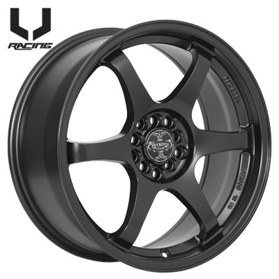 V Racing VE-502 Matte Black